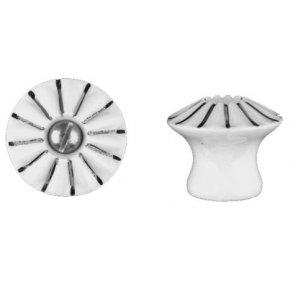Knopper - Porcelæn