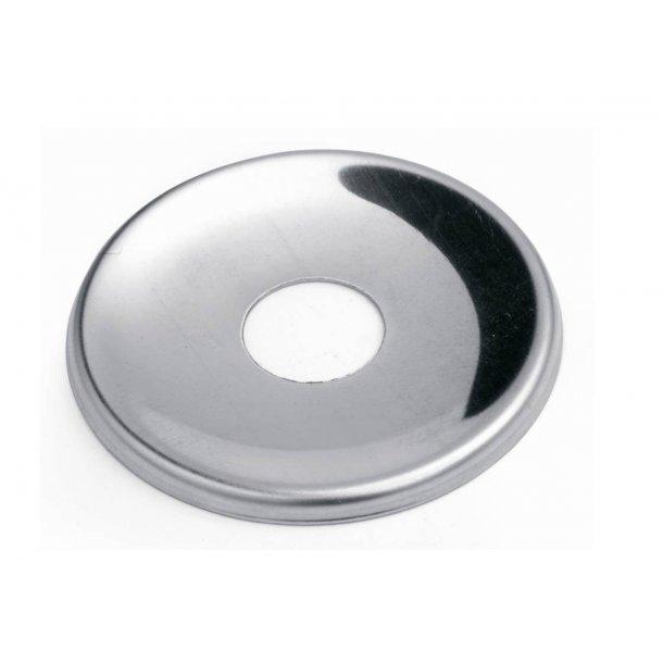 Afdækningsplade til dørspion 2 stk
