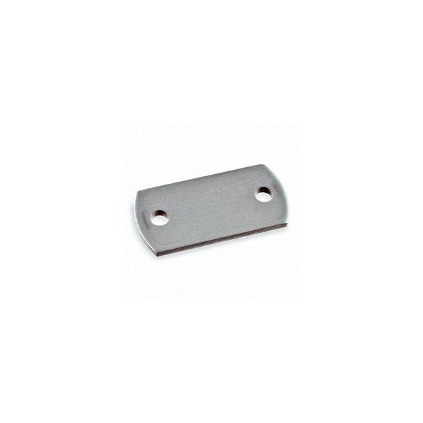 Ankerplade, 100x50x6mm,